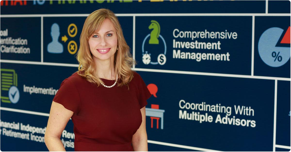 Angela Palacios, CFP®, AIF® Partner at Center for Financial Planning, Inc.®