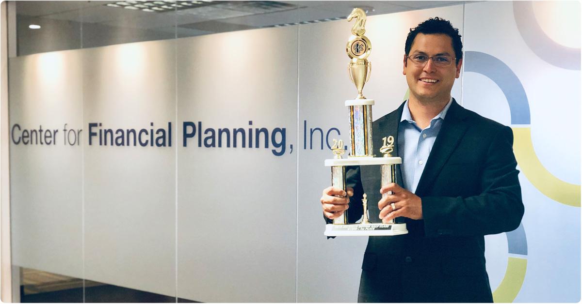 Matt Trujillo, CFP® Center for Financial Planning, Inc.®
