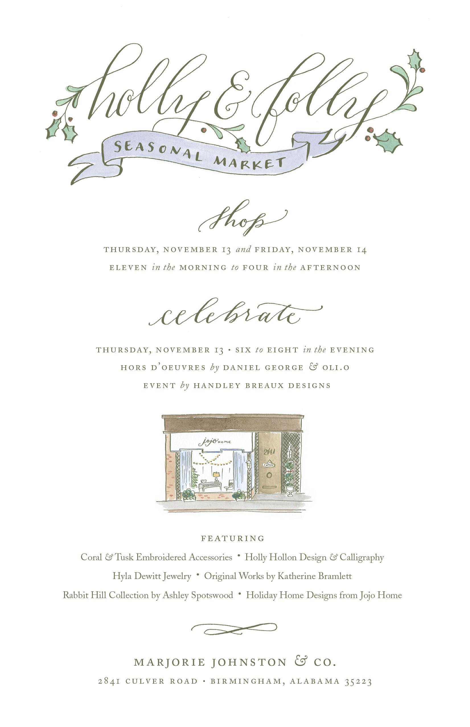 Holly & Folly Invite_Holly Hollon