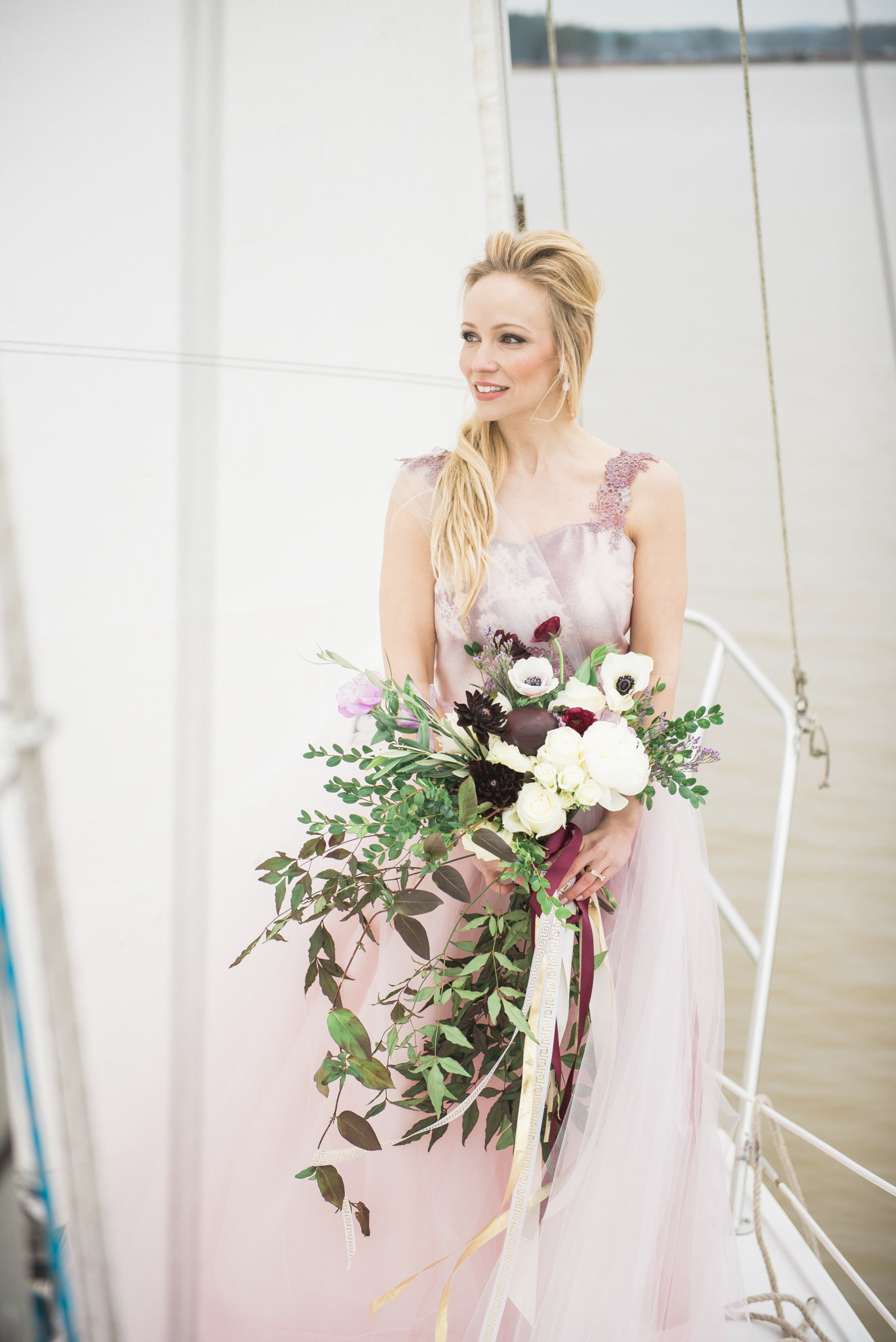 Handley Breaux Designs Styled Photo Shoot | Bromberg's Jewelry | August Willows | Eric & Jamie Photography