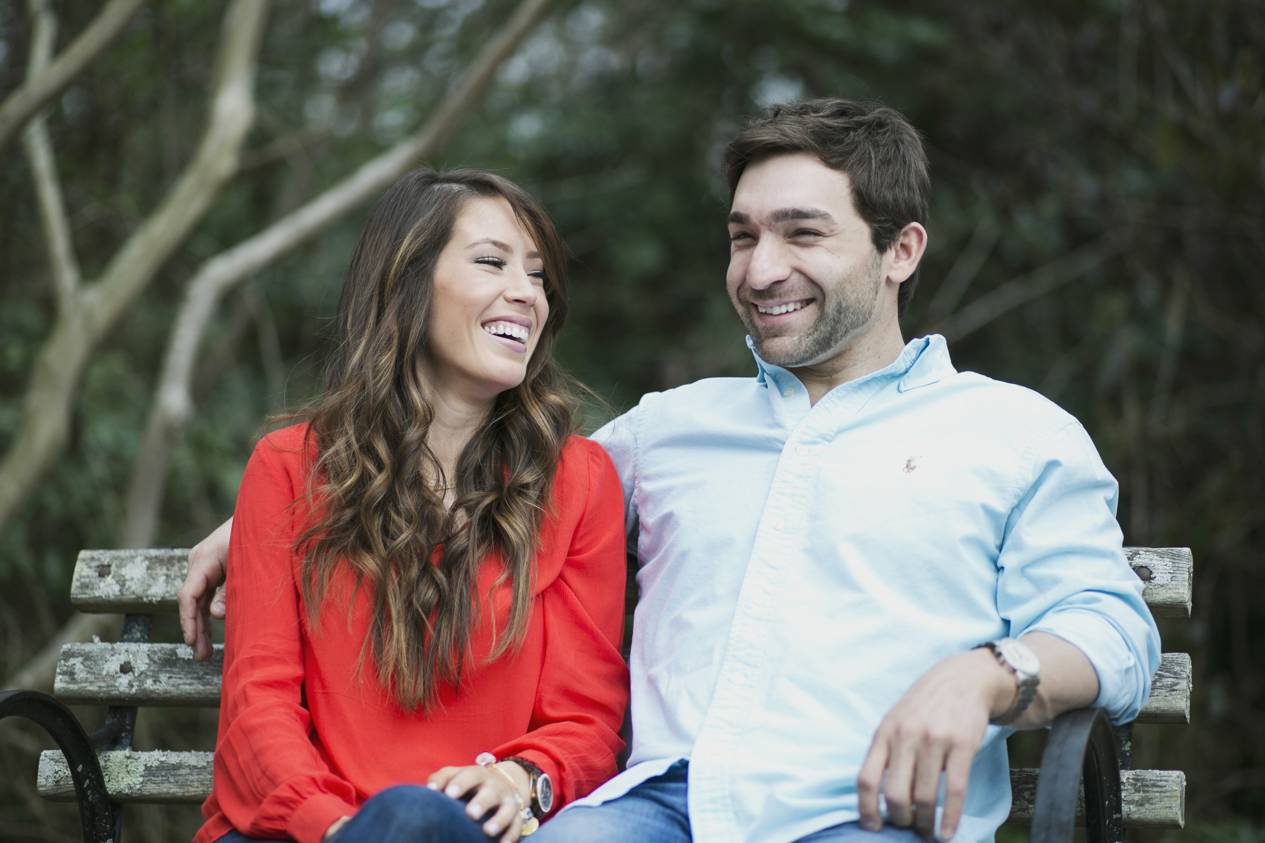 Jett Walker Photography | Handley Breaux Designs | Engagement Session