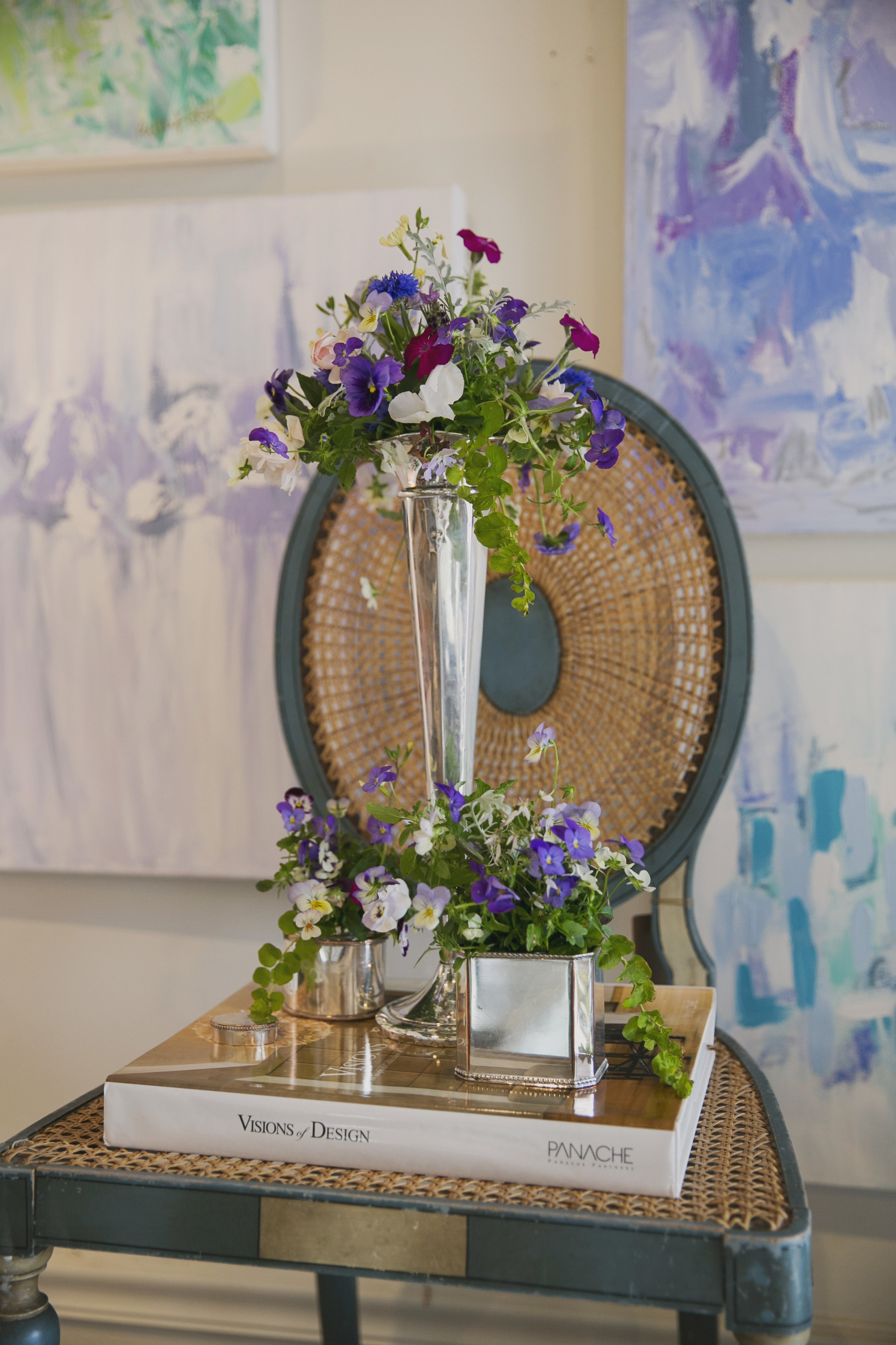 Floral Design : Linda Johnson