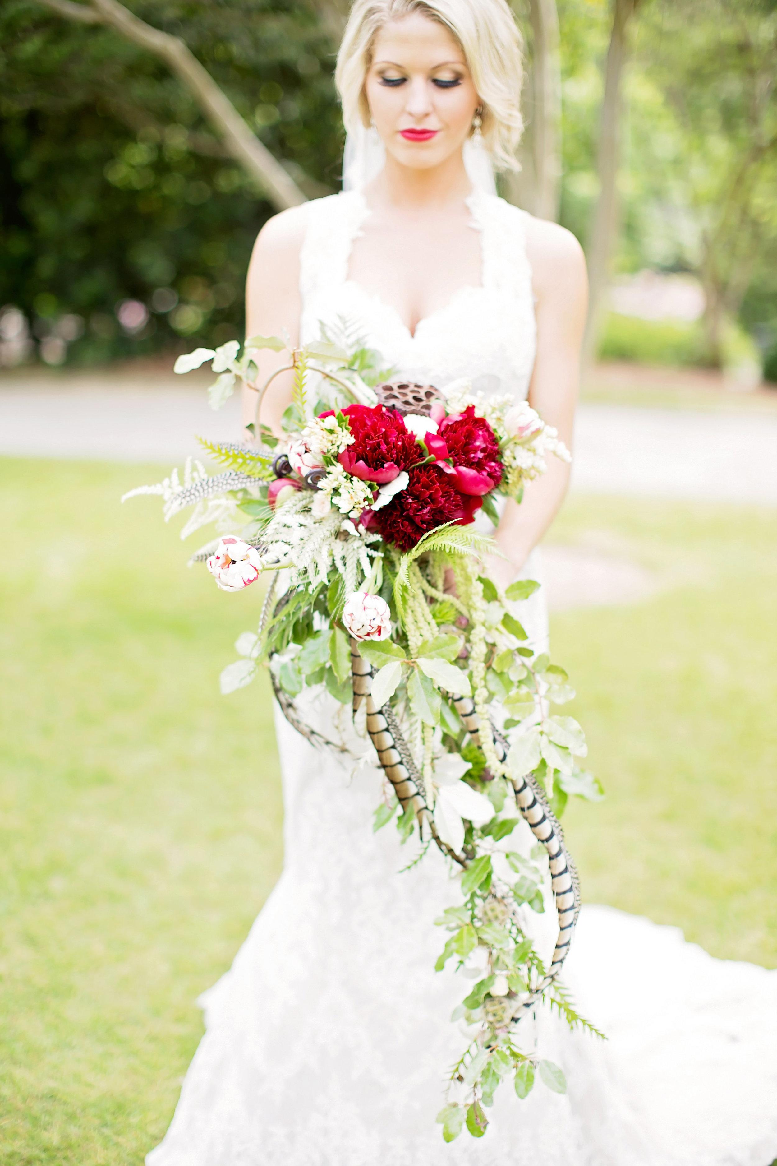 Handley Breaux Designs | Magen Davis Photography | Rachel & Scott Wedding