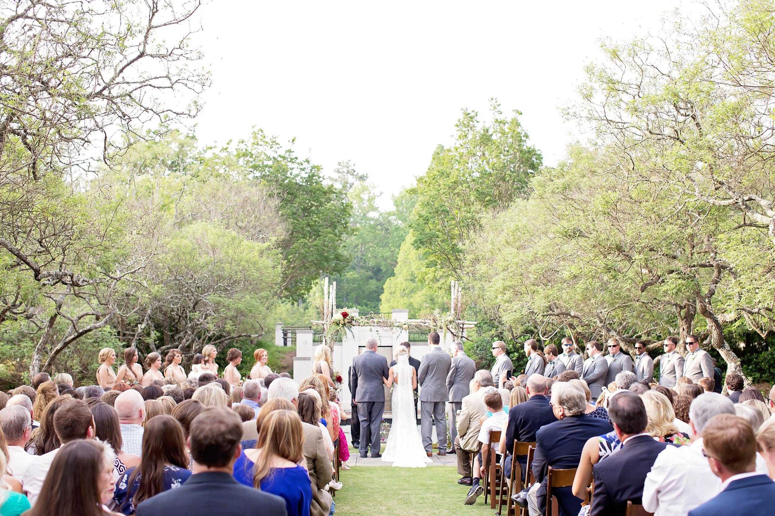 Handley Breaux Designs | Magen Davis Photography | Birmingham Wedding