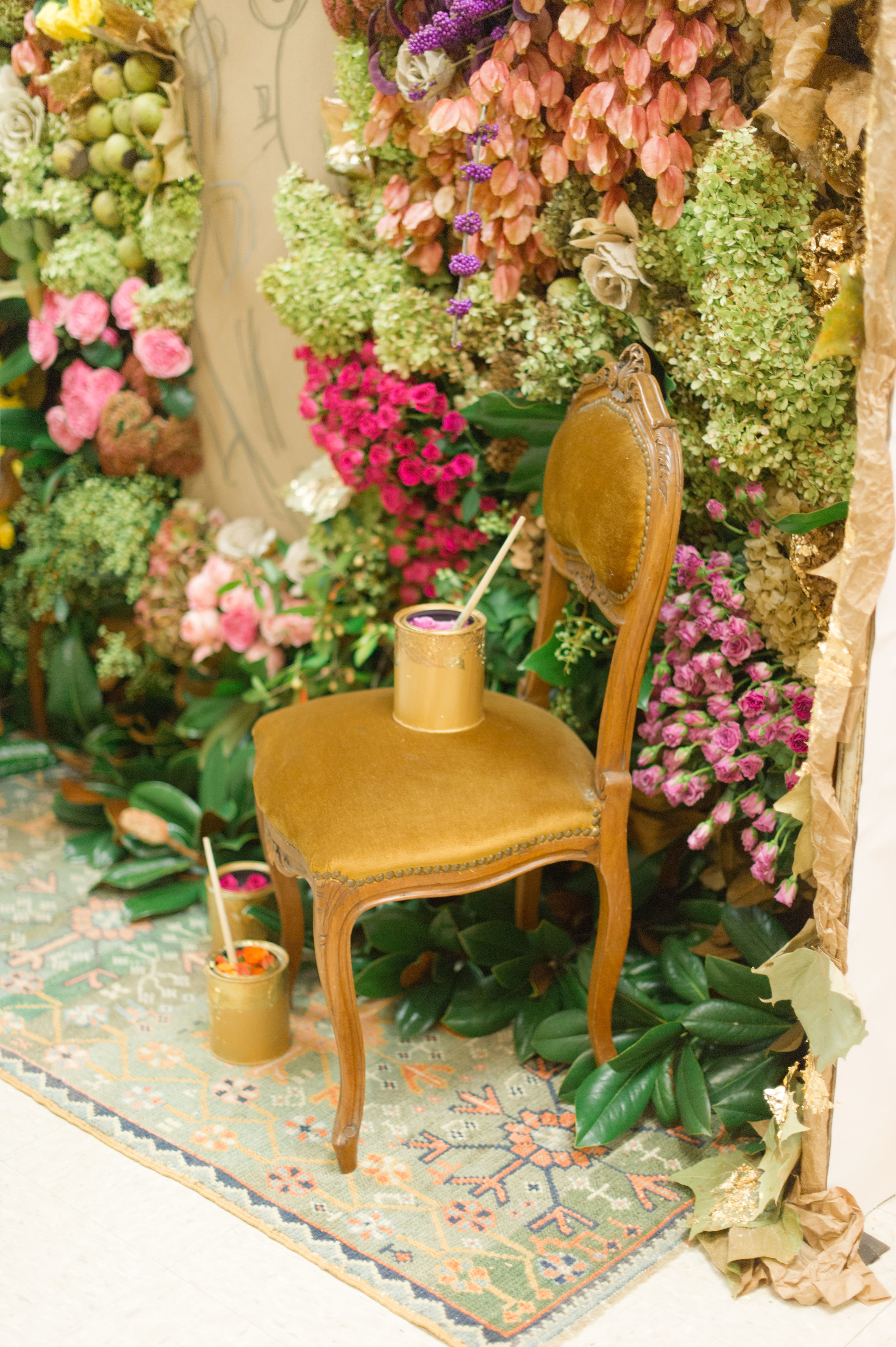 handley breaux designs | art of the rose | antiques at the gardens