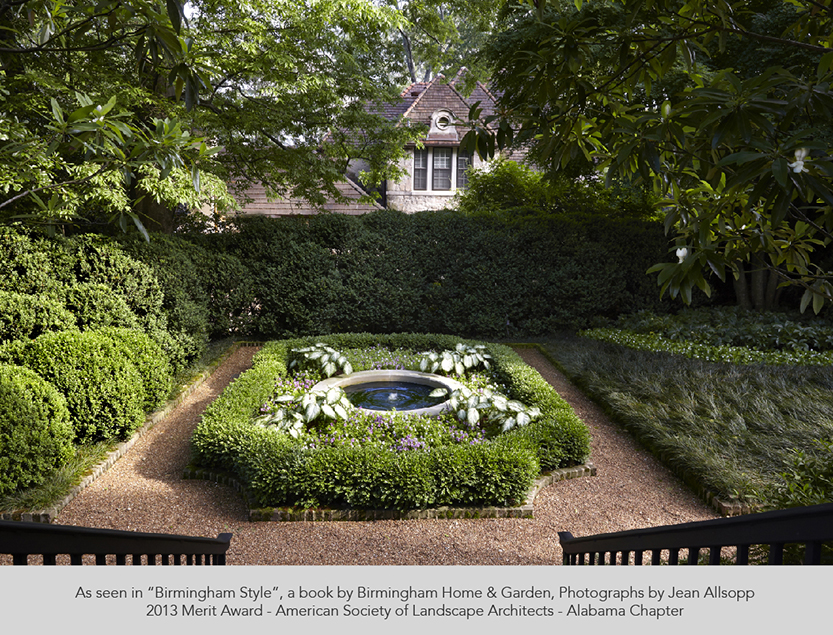 golightly landscape design | antiques at the gardens | birmingham botanical gardens