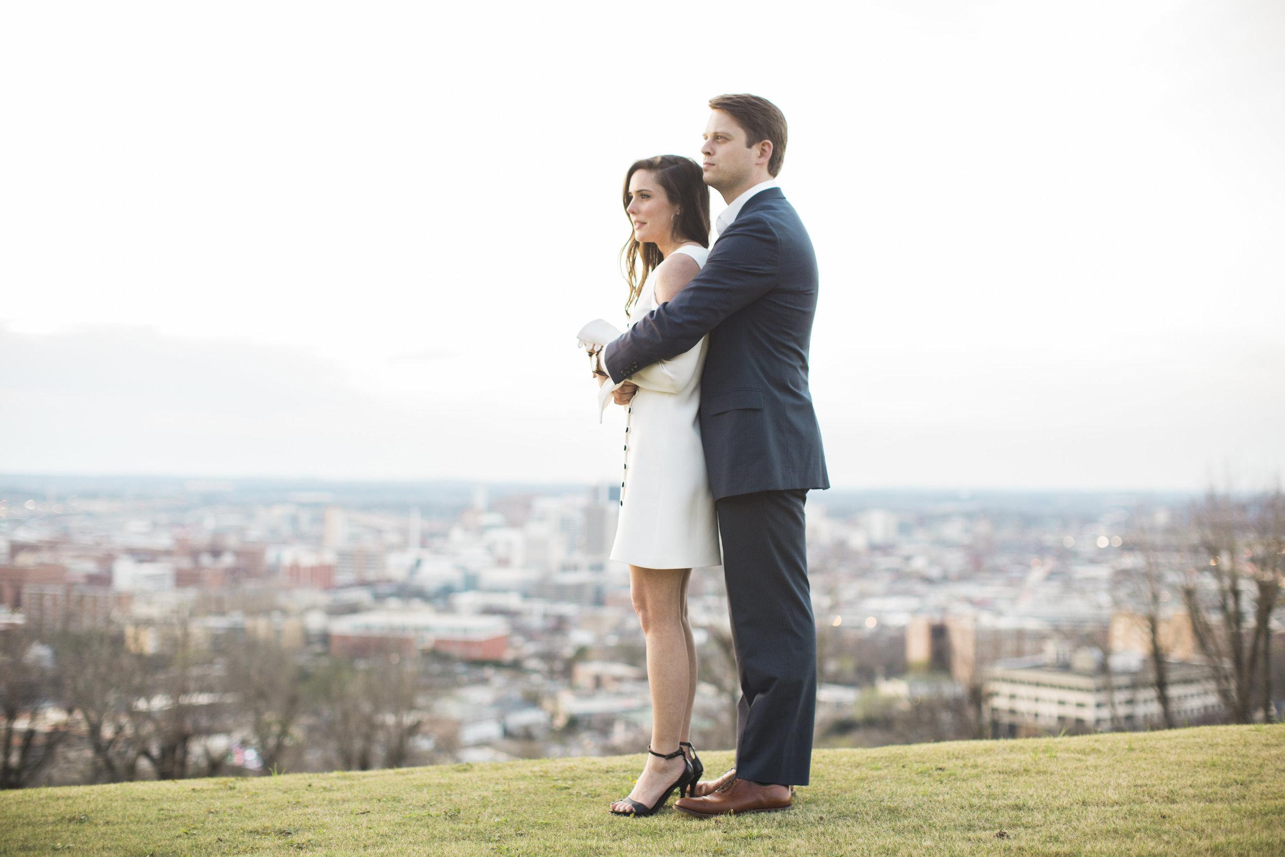 Handley Breaux Designs | Birmingham Wedding Planner | Southern wedding planner | Alabama Bride | Engagement Session | Leslie Hollingsworth Photography