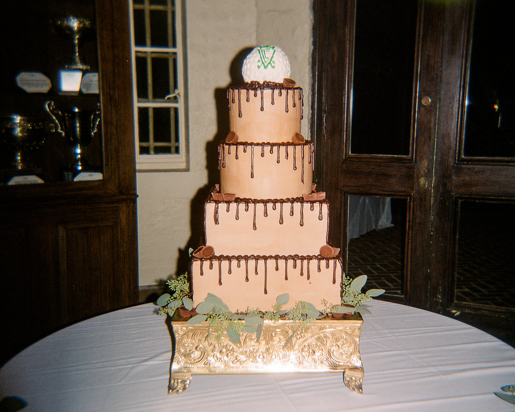 Handley Breaux Designs | Groom's Cakes | Southern wedding traditions