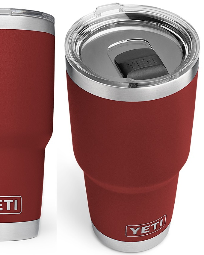 Yeti Rambler  | We love our hard working dads, here is something for their favorite beverage when they are on the go!
