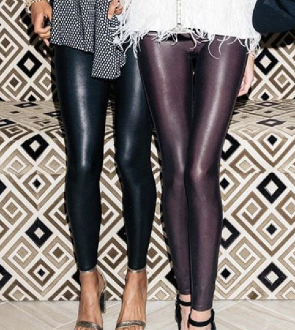 We are ready for fall around here!! These Spanx leggings will spice up any outfit and are a must have piece to wear all season!