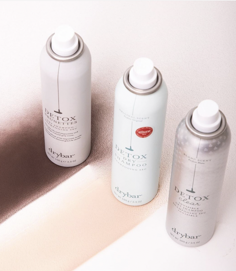 Everyone needs a little dry shampoo now and again and the Dry Bar has the right one for you! We are always needing that little extra styling help during this crazy wedding season, and with three different formulas to choose from, this brand has something for everyone!