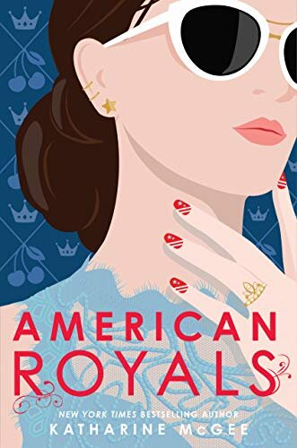 Handley and Mackenzie just started reading this fun and drama filled book!! If you are obsessed with all things Royal, this one is for you!