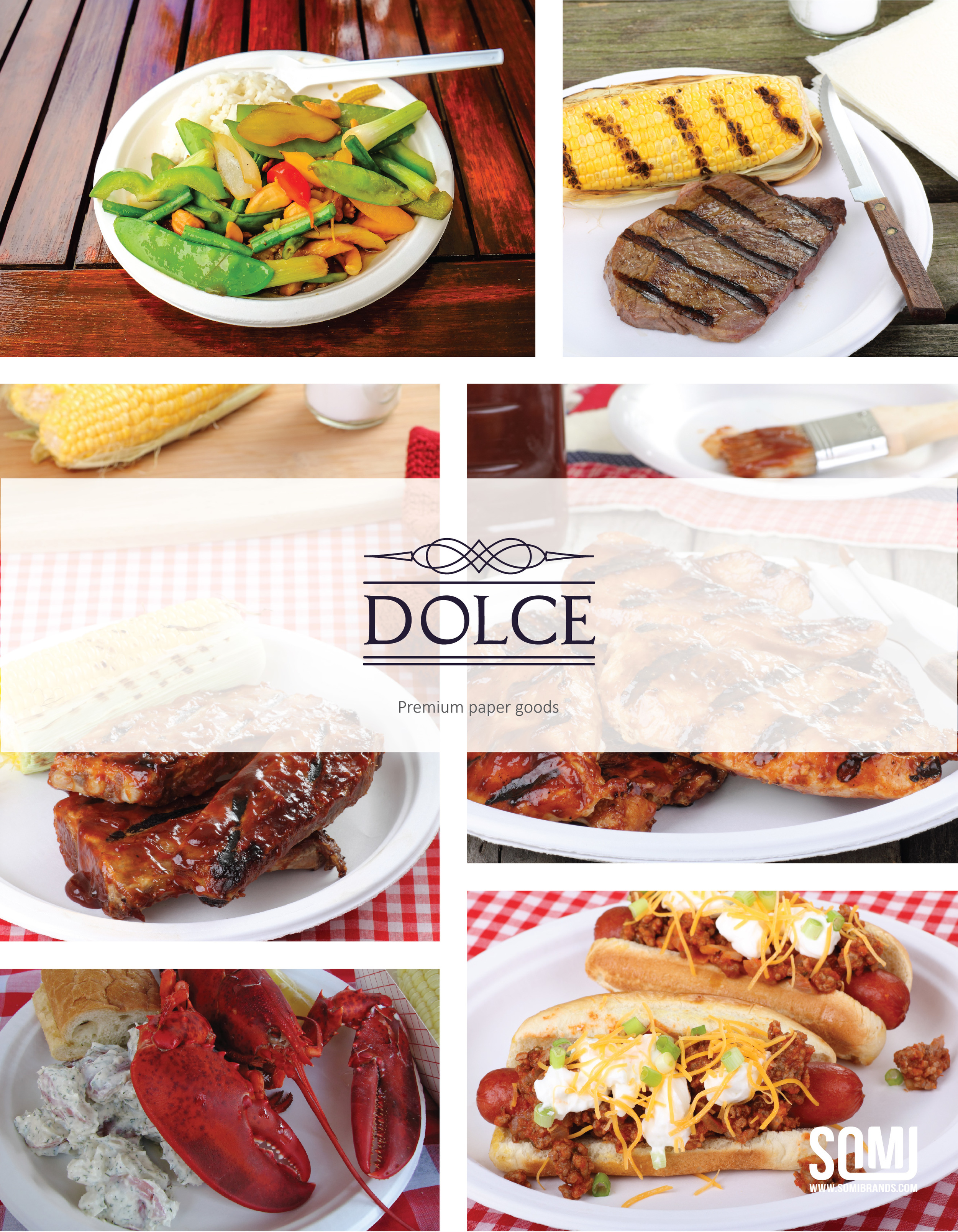 Dolce Plates Brochure