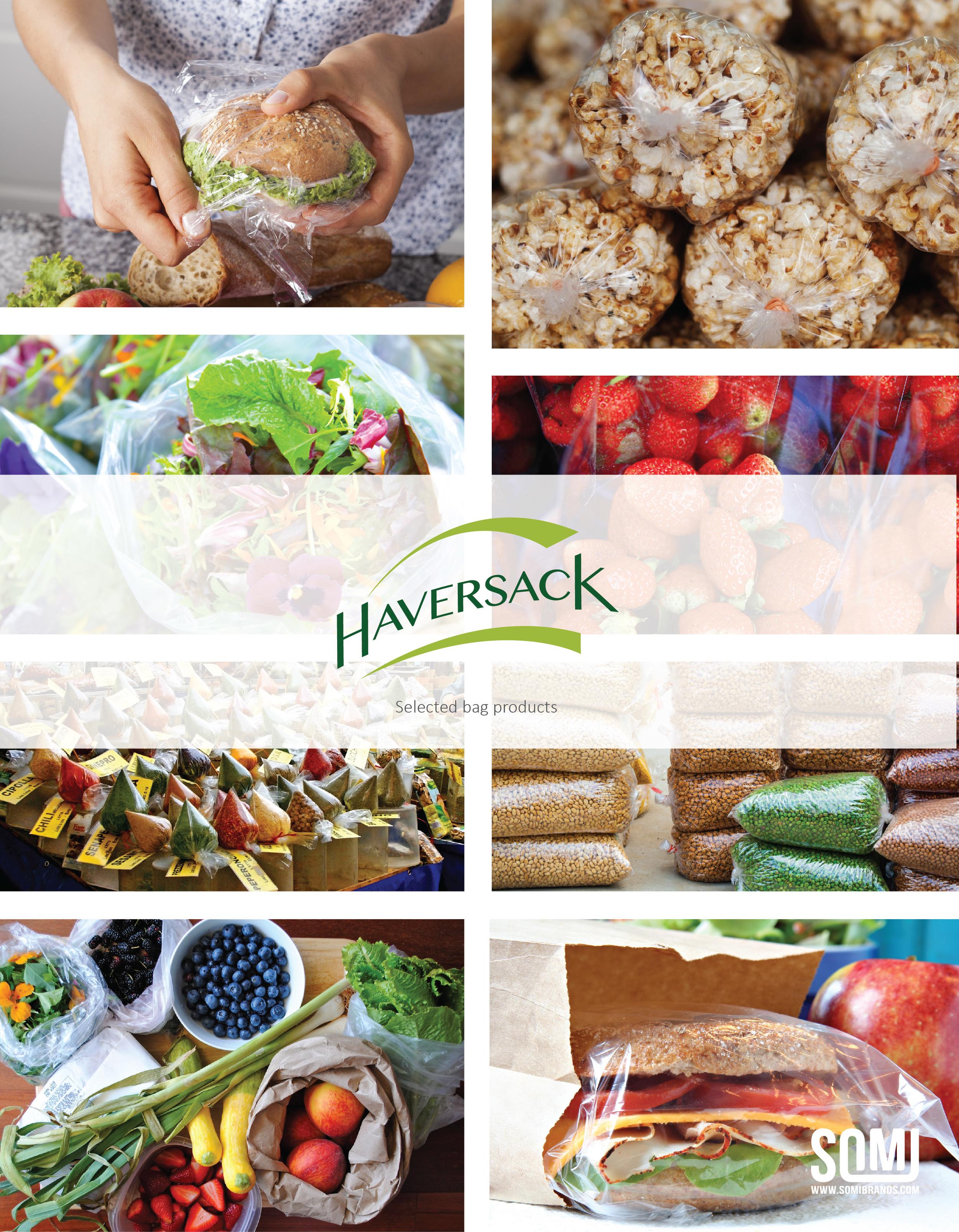 Haversack Poly Bags Brochure