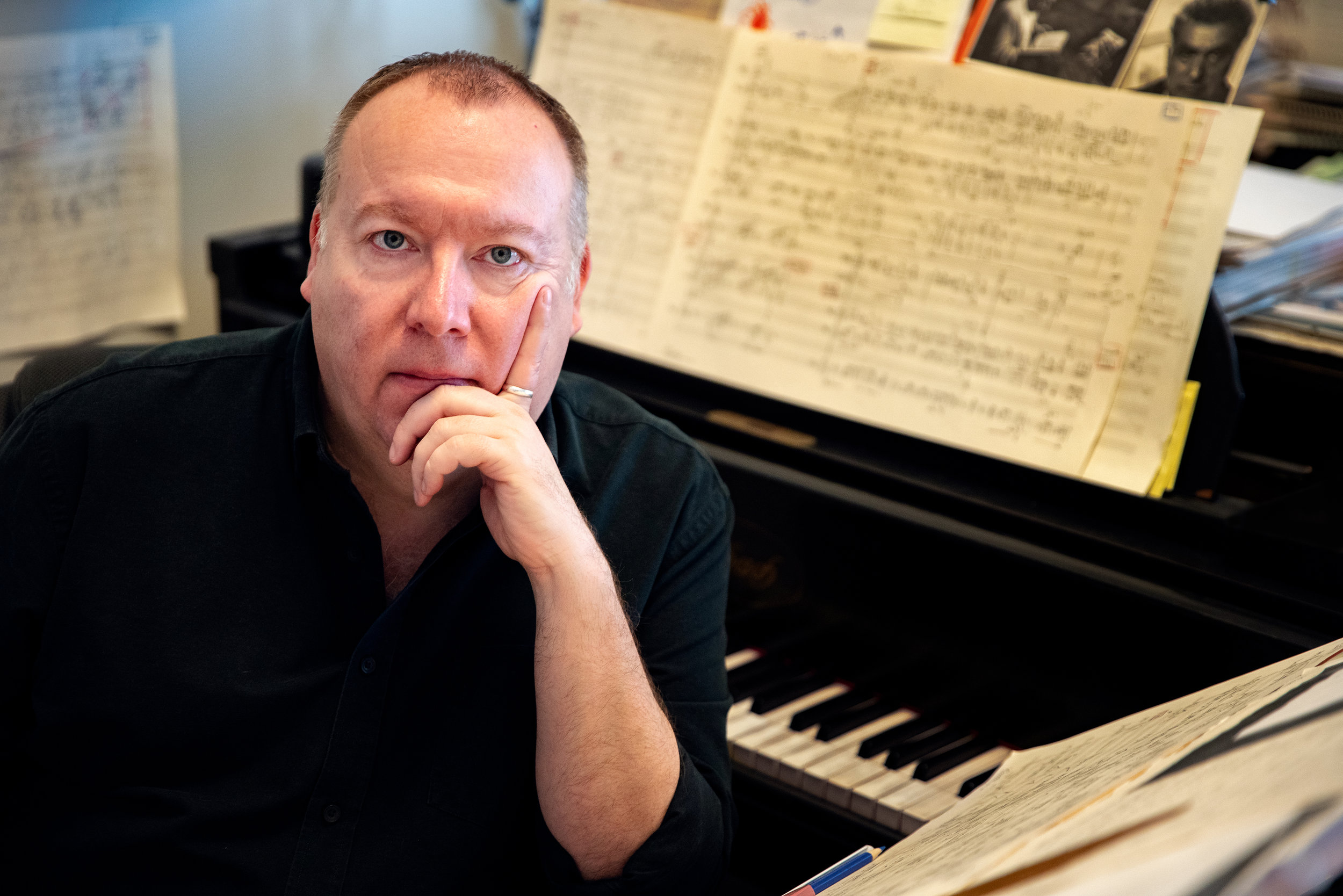 Keith Fitch, Composer