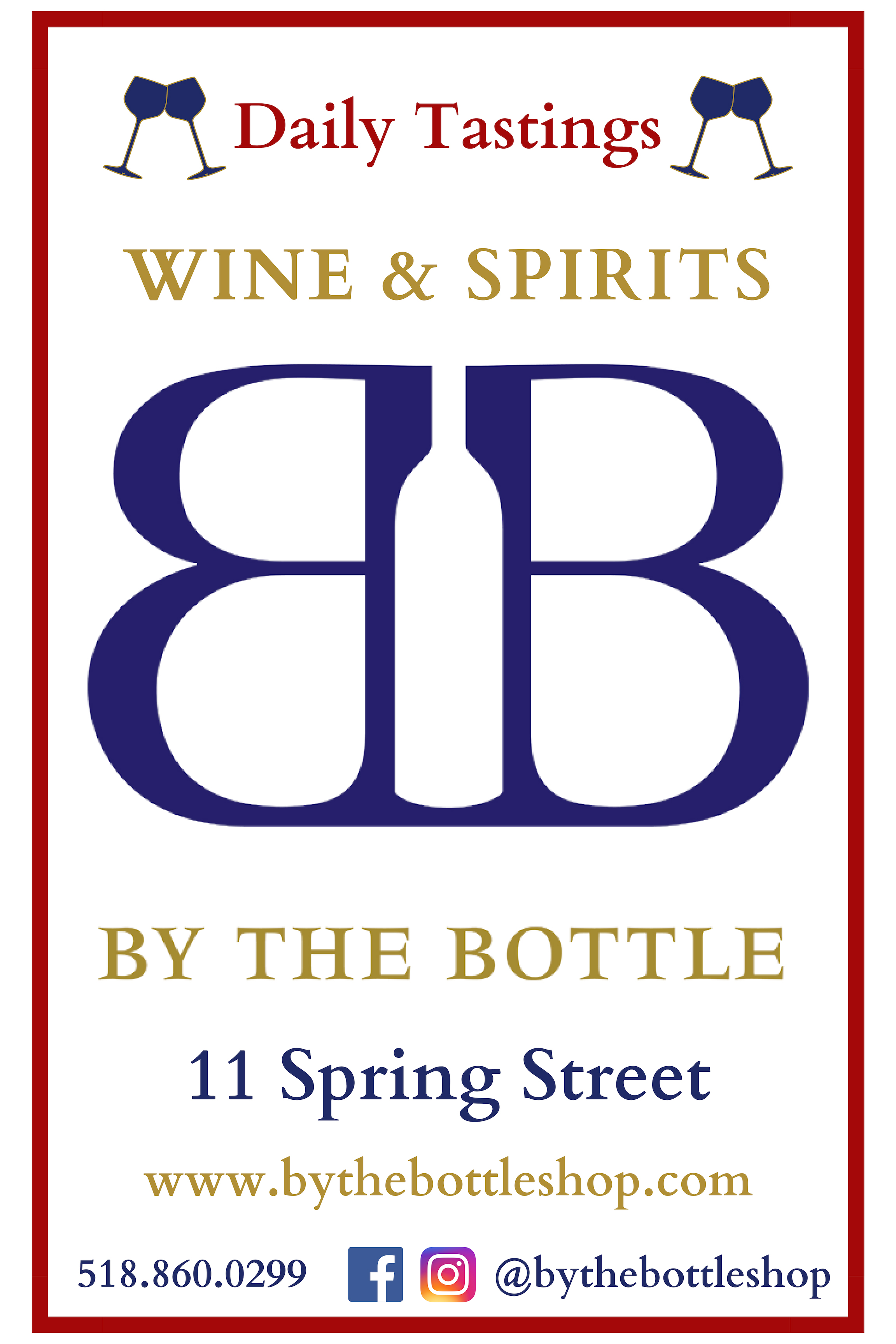 By The Bottle Wine & Spirits
