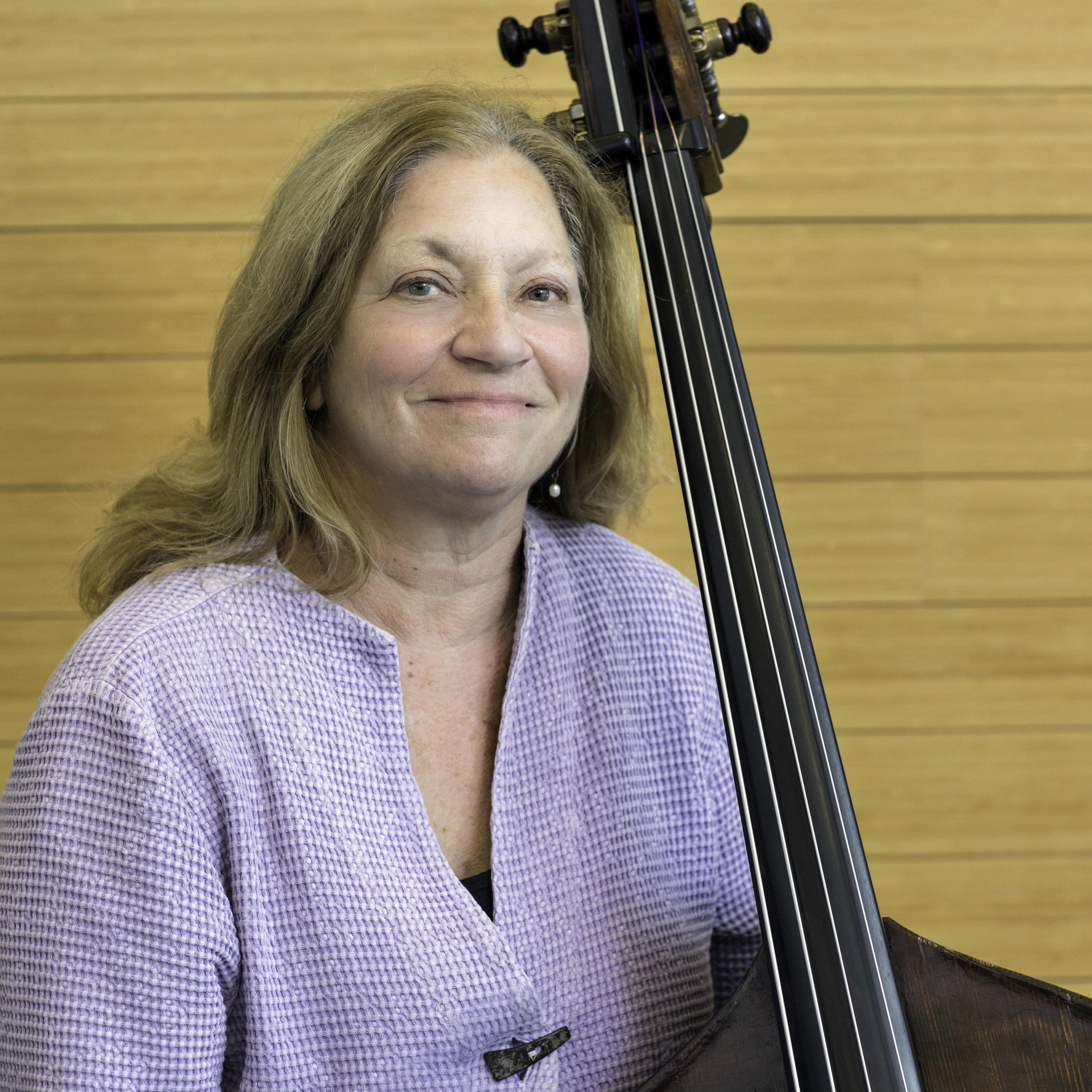 Jacqui Danilow, Double Bass