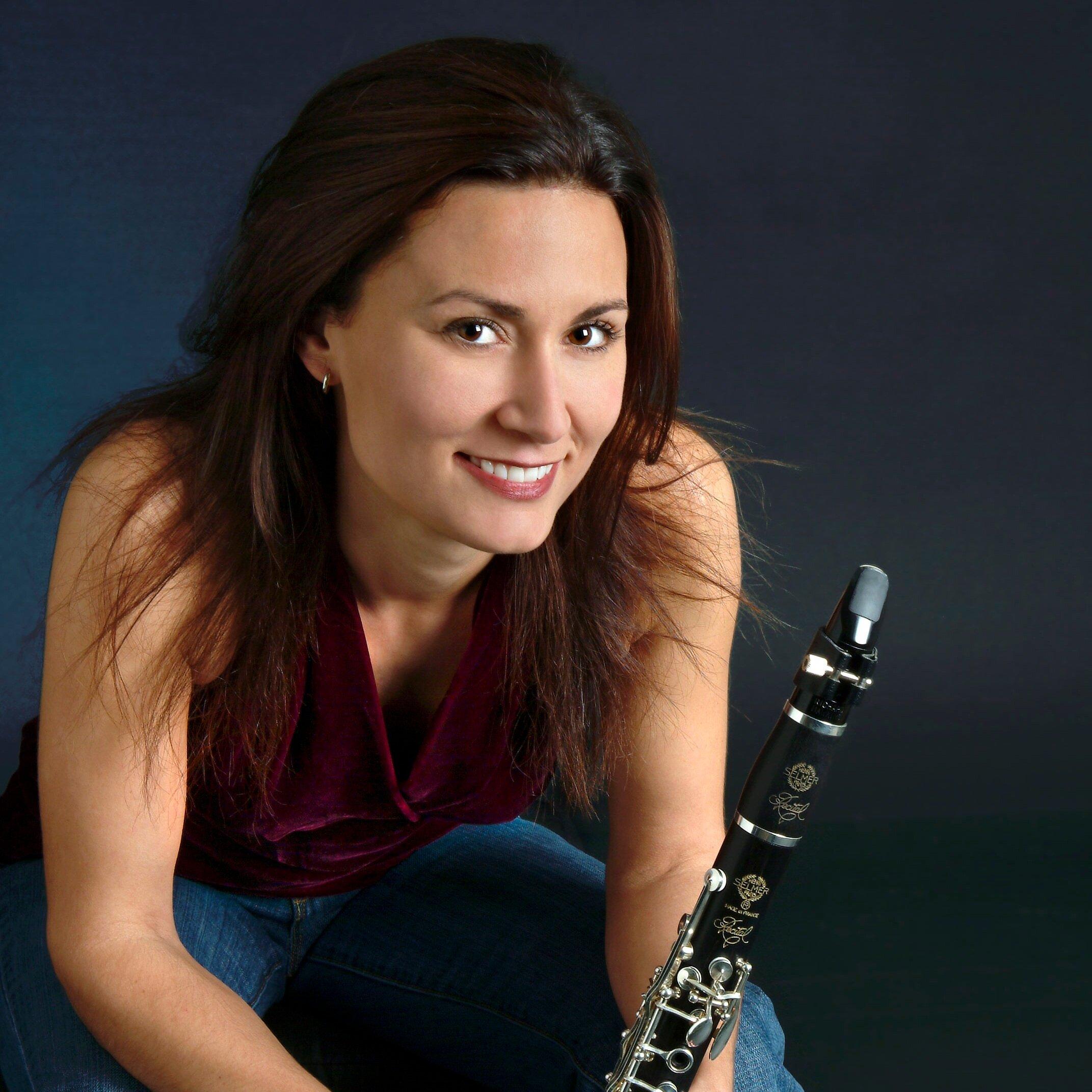 Tasha Warren, Clarinet