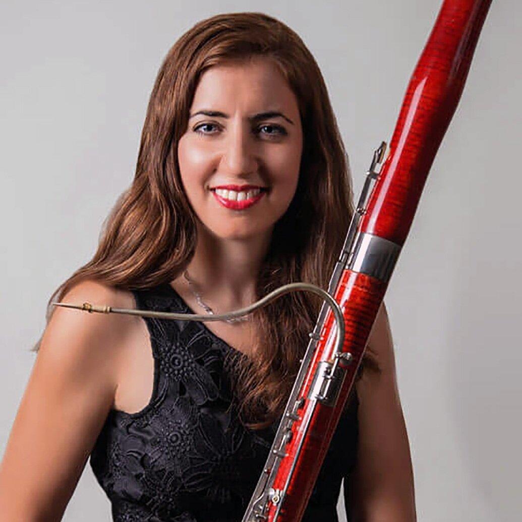 Gina Cuffari, Bassoon