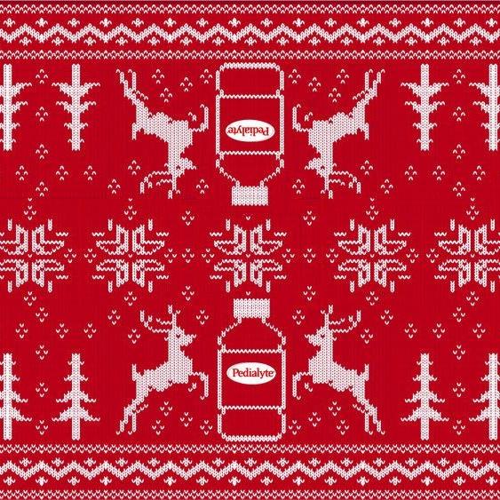 Scandinavian Knit Design Detail