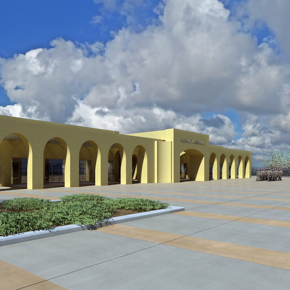 Mess Hall Expansion & Renovation