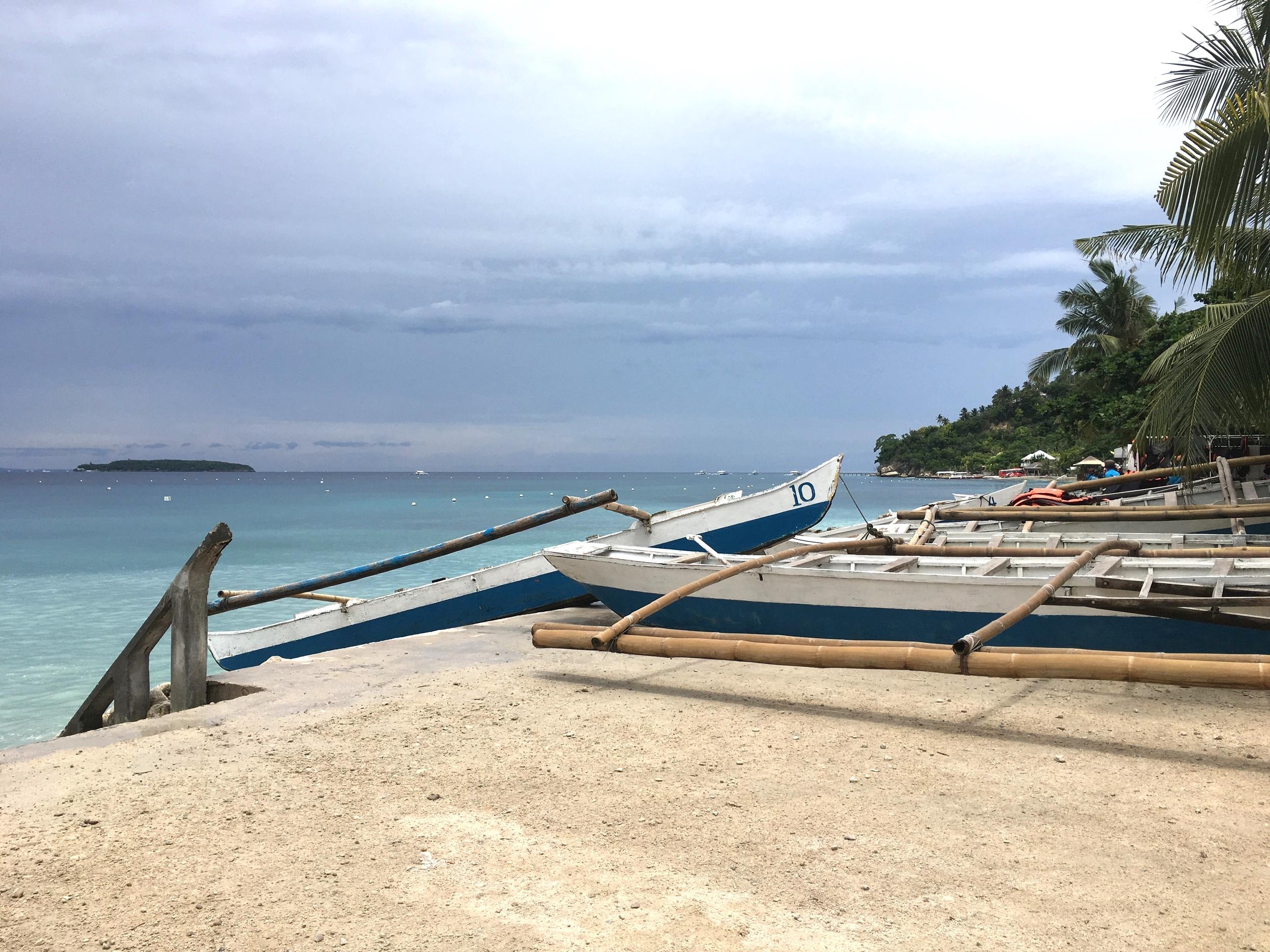 Oslob, a providence of Cebu (visiting the Whale Sharks!).