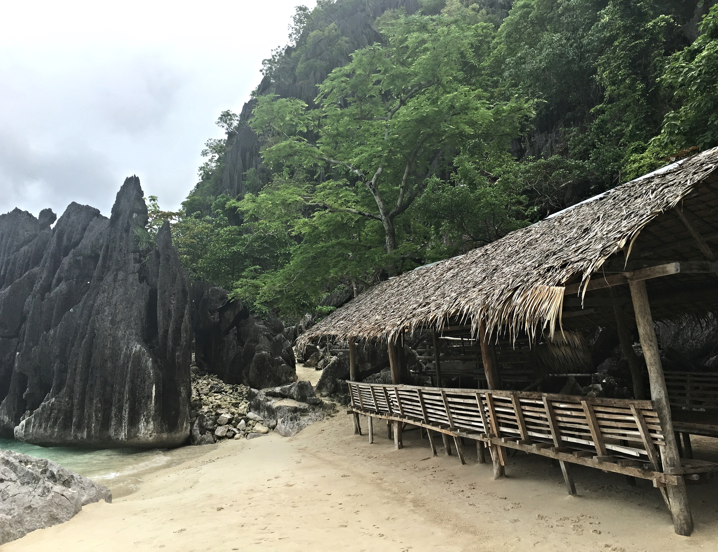 Black Island is one of the many islands that belong to the Calamian Islands group in Palawan, Philippines.
