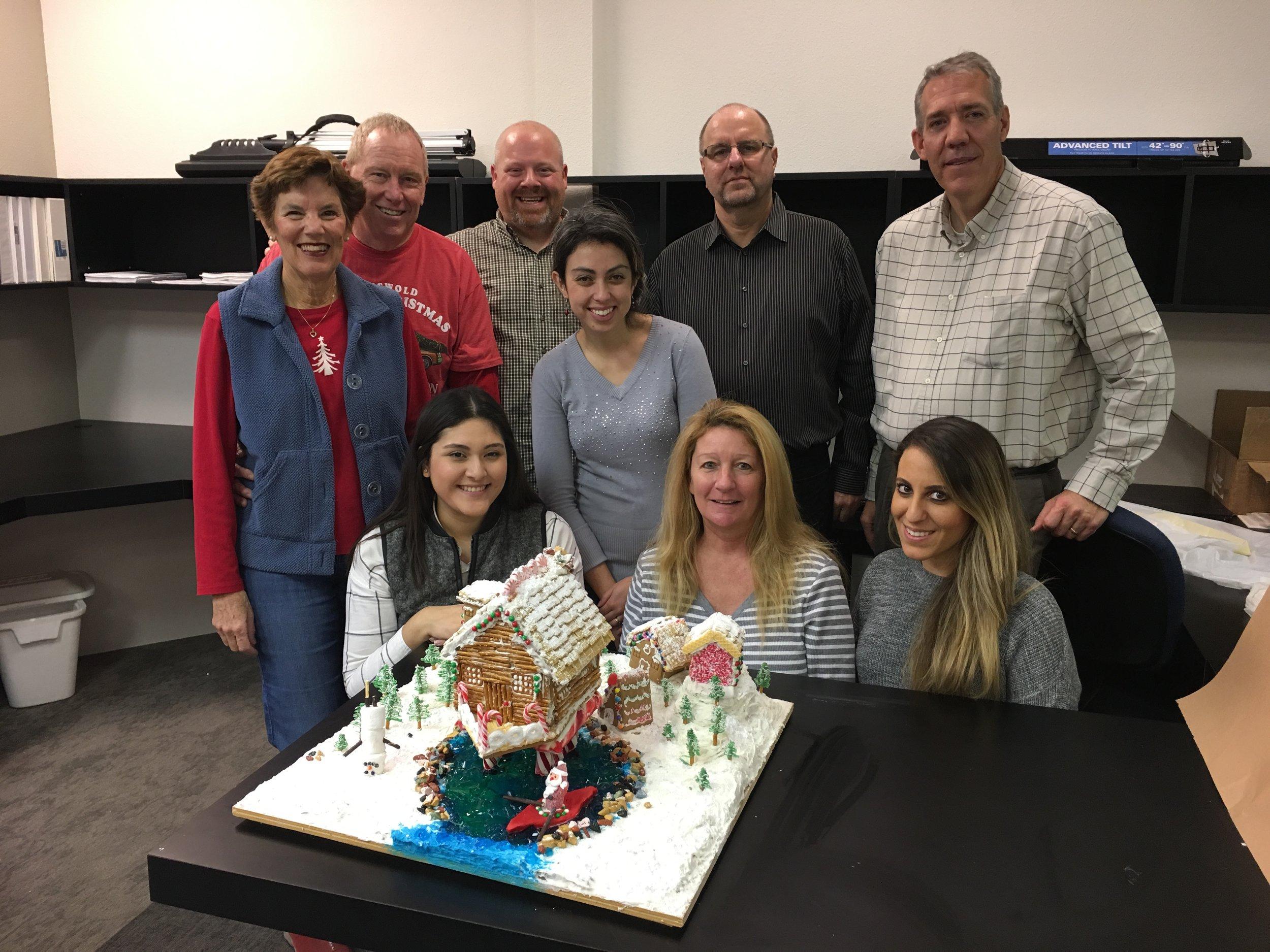 Congratulations on the win Team 2! Rob, Shelley, Shane, Dan, Diane, Paola & Nicole :)