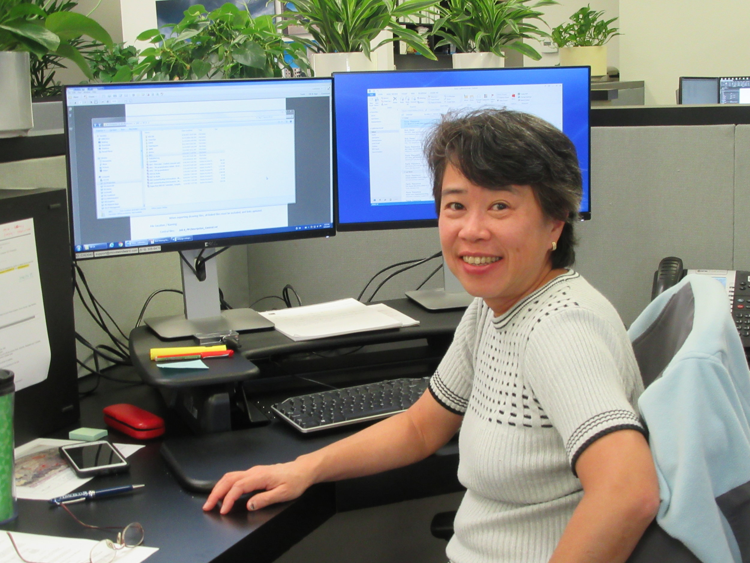 Jocelyn Sy - Project Manager