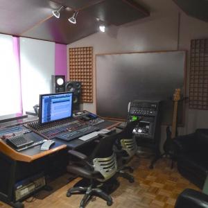 Mercy Sound- Studio C
