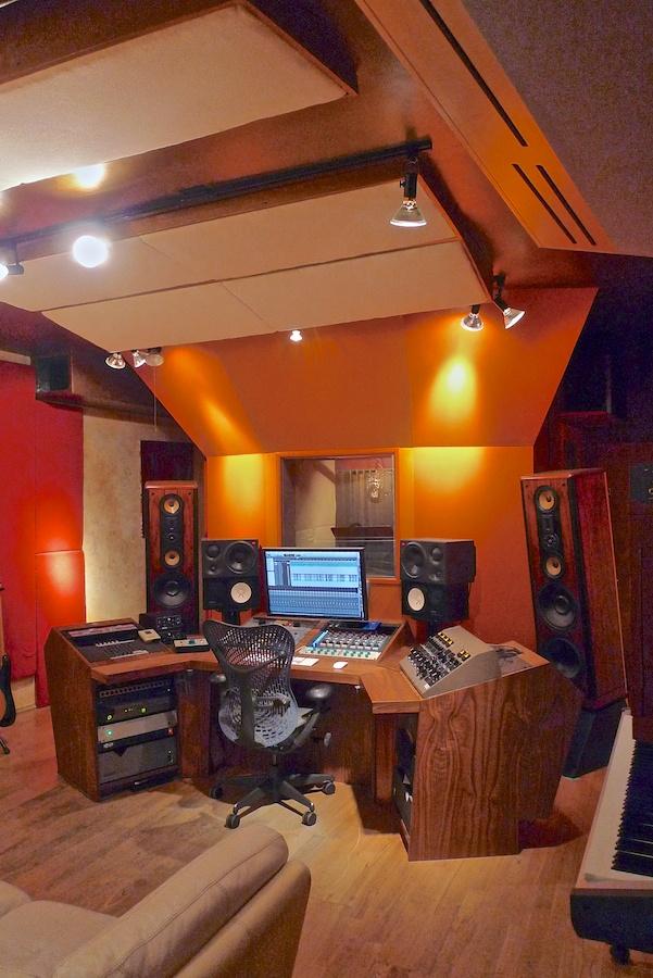 Mercy Sound- Studio A
