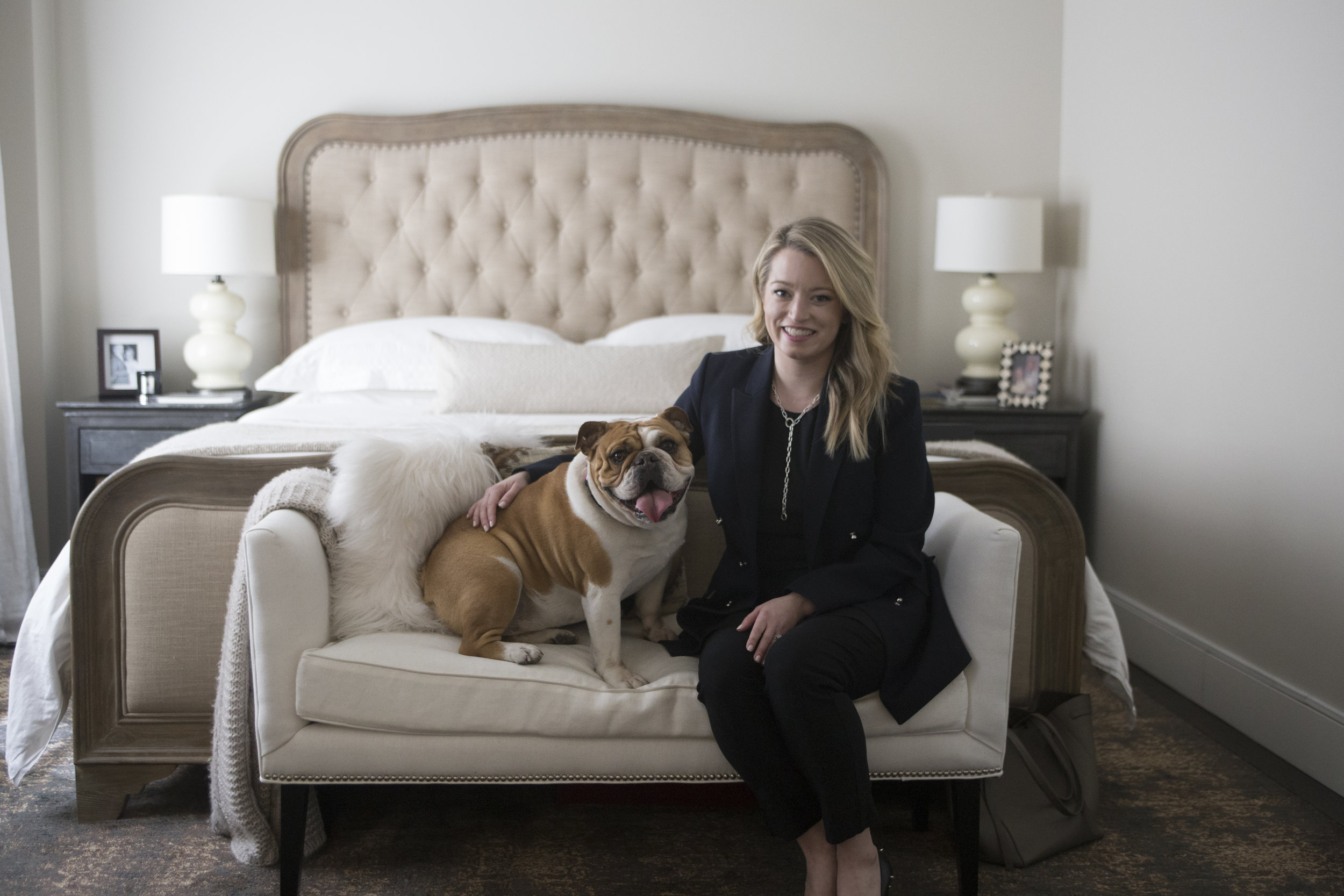 Interested in One Bleecker? - Learn more about our company and founder, Allie McMunn.
