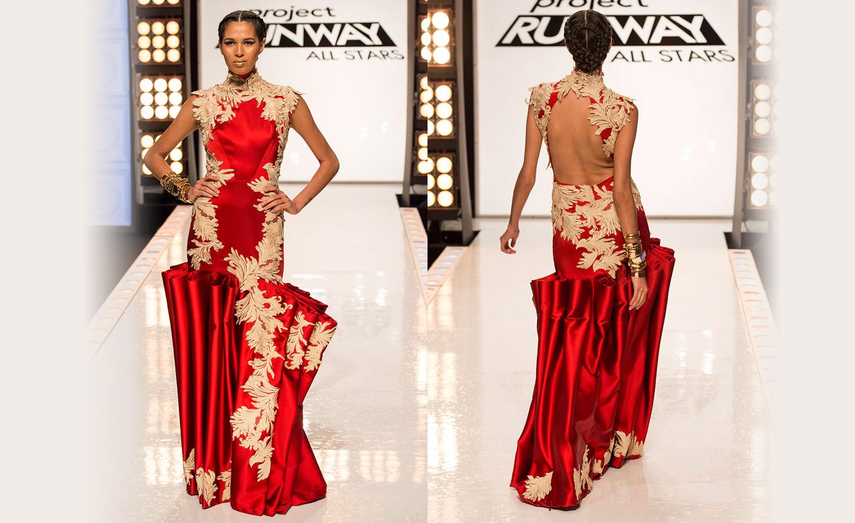 Challenge 6 Baroque Inspired Gown Kini Zamora