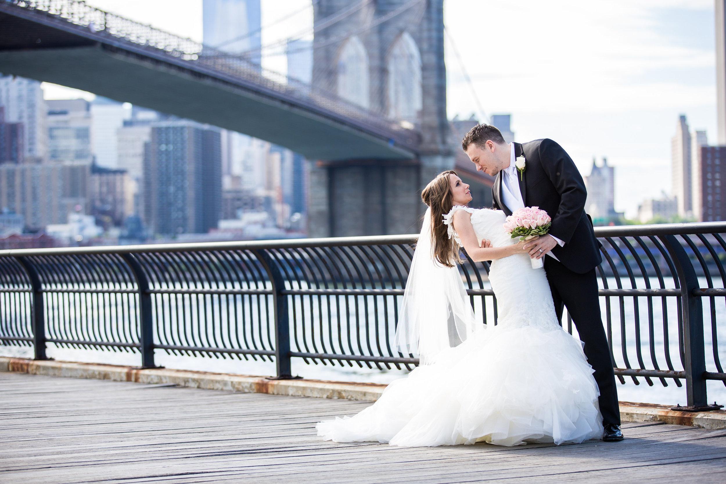 Aurora Brooklyn New York Wedding Photography