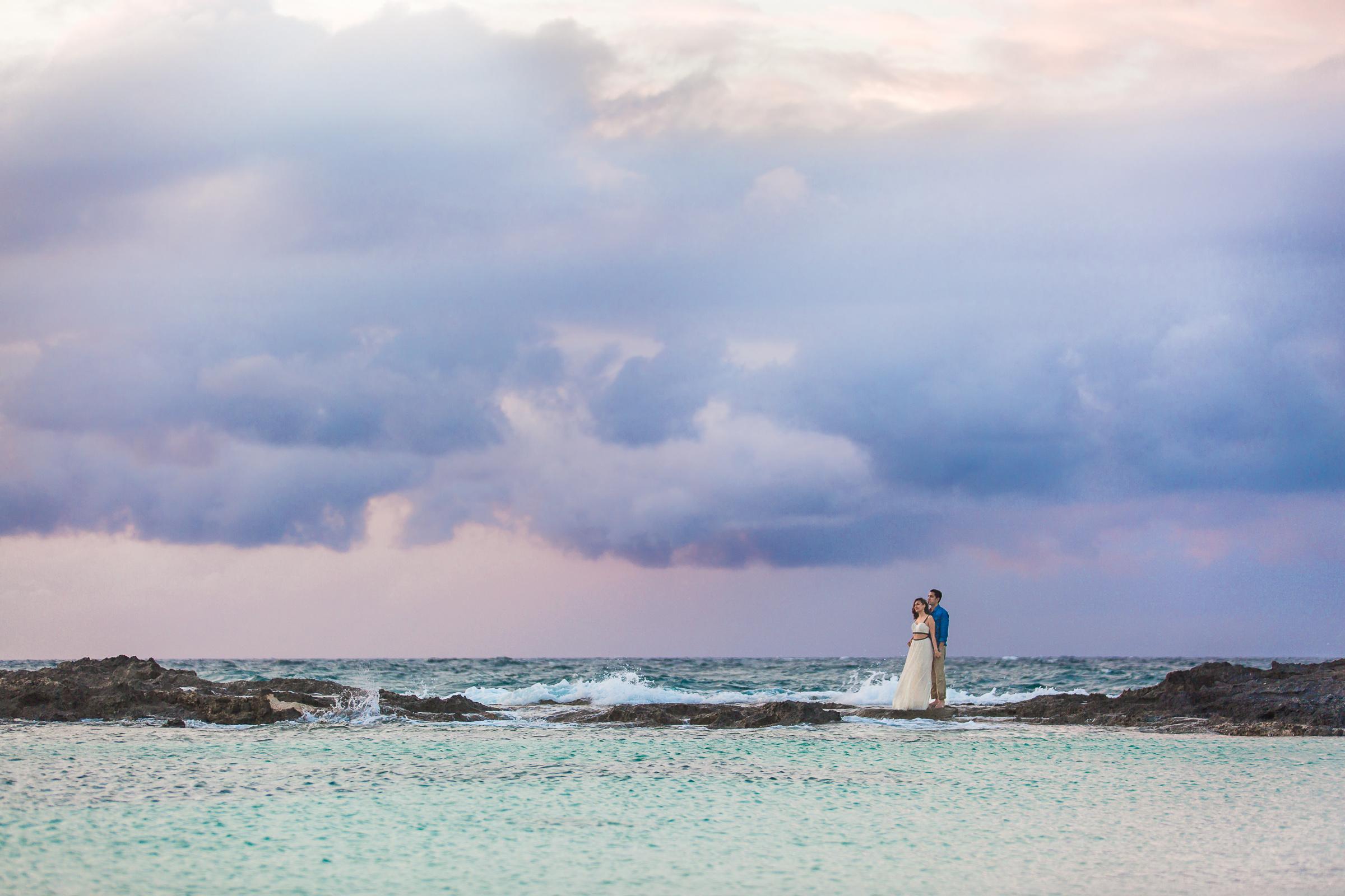 Atlantis Nassau Caribbean Wedding Photographer