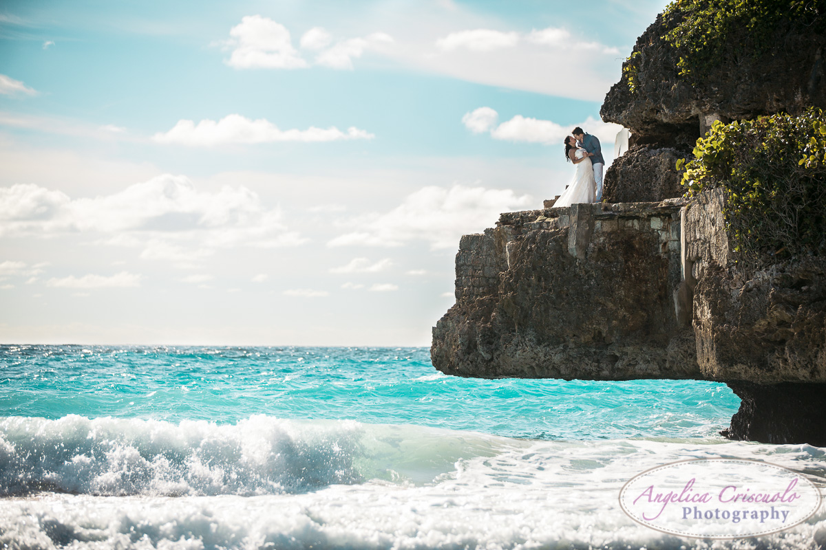 Destination Wedding Photo Barbados Caribbean The Crane ideas romantic KristyPhilBarbadosWEB-1138