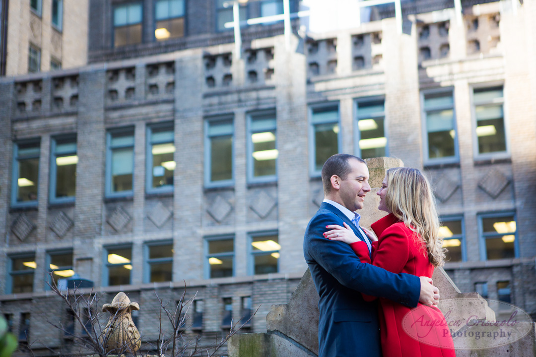 NYC Wedding Engagement Photography Unique Ideas New York Rooftop Buffalo Wedding