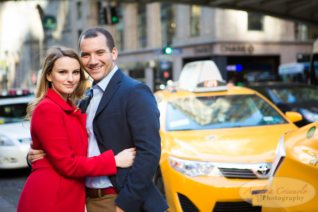 NYC Wedding Engagement Photography Unique Ideas New York Grand Central Buffalo Wedding Mollie Riester Brian Young