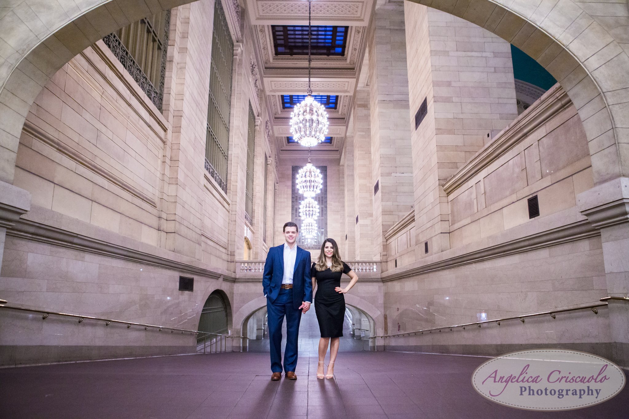 Grand Central Terminal Photographer