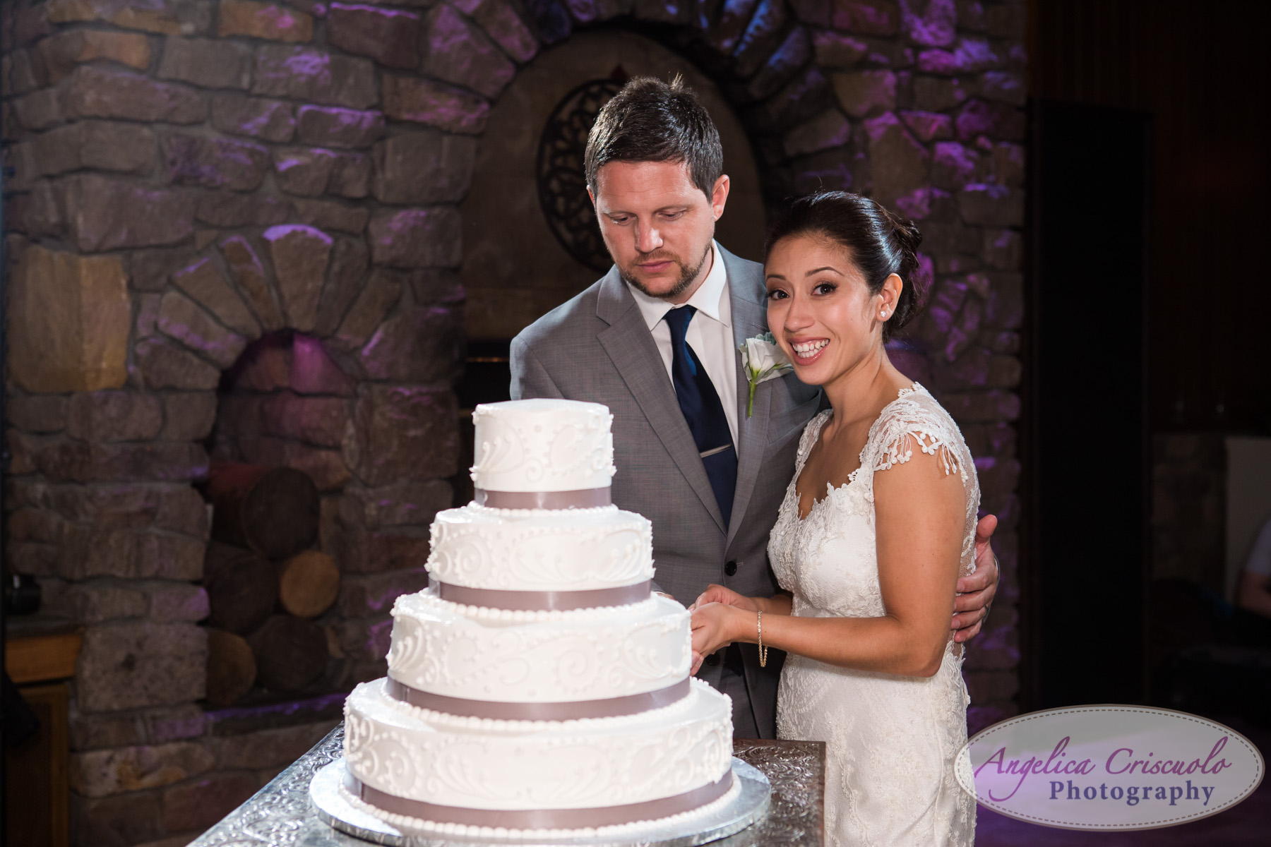 Fox Hollow Caters New York Westbury Bride and Groom photo ideas Francesco Bakery Hicksville NY