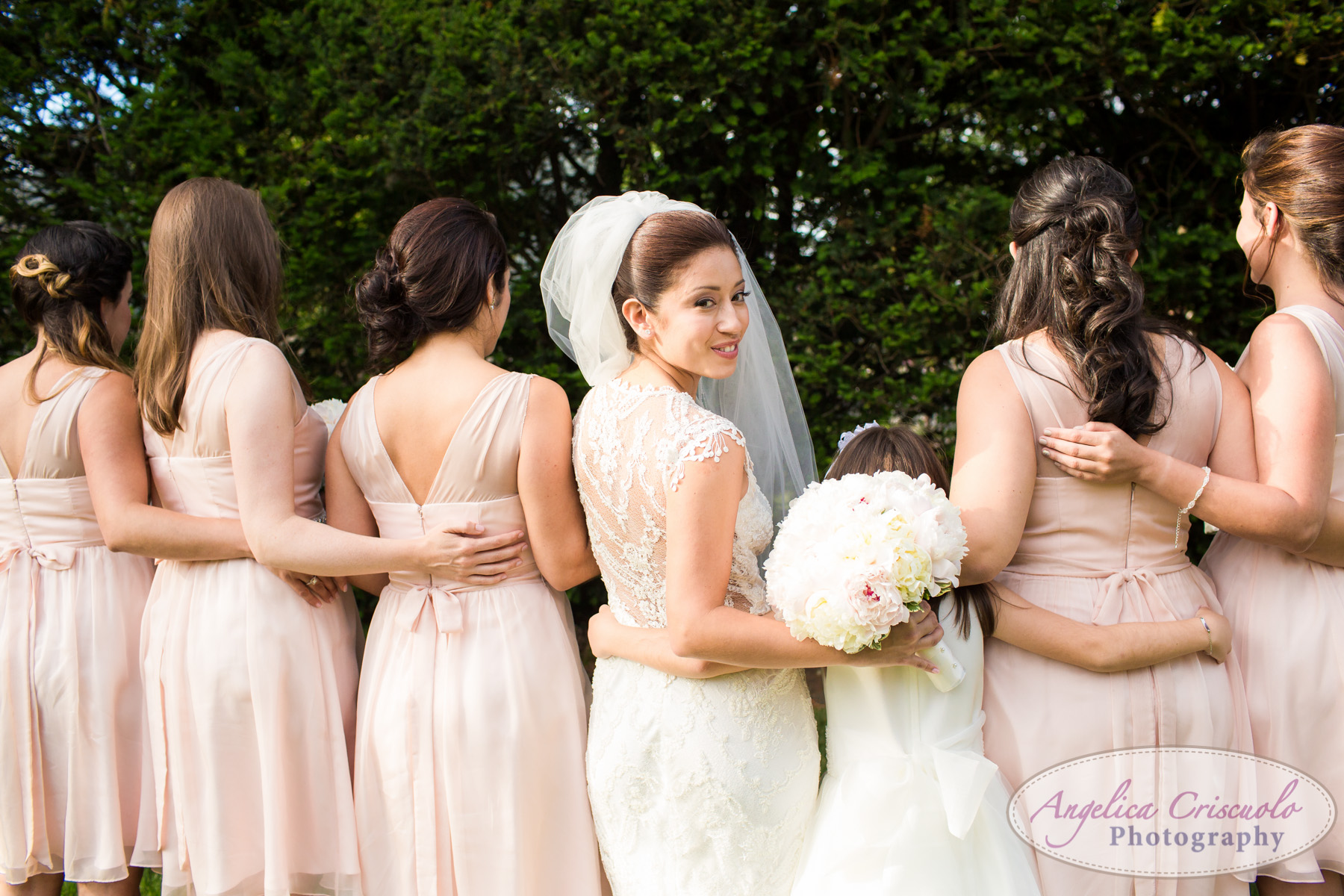 Bridal Party photos New York Ideas