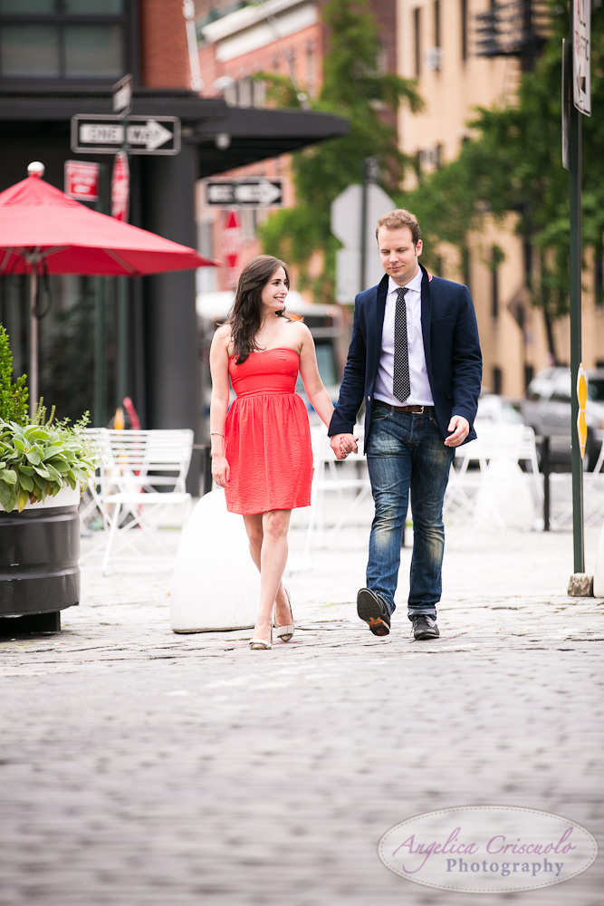 Chelsea New York engagement photo ideas