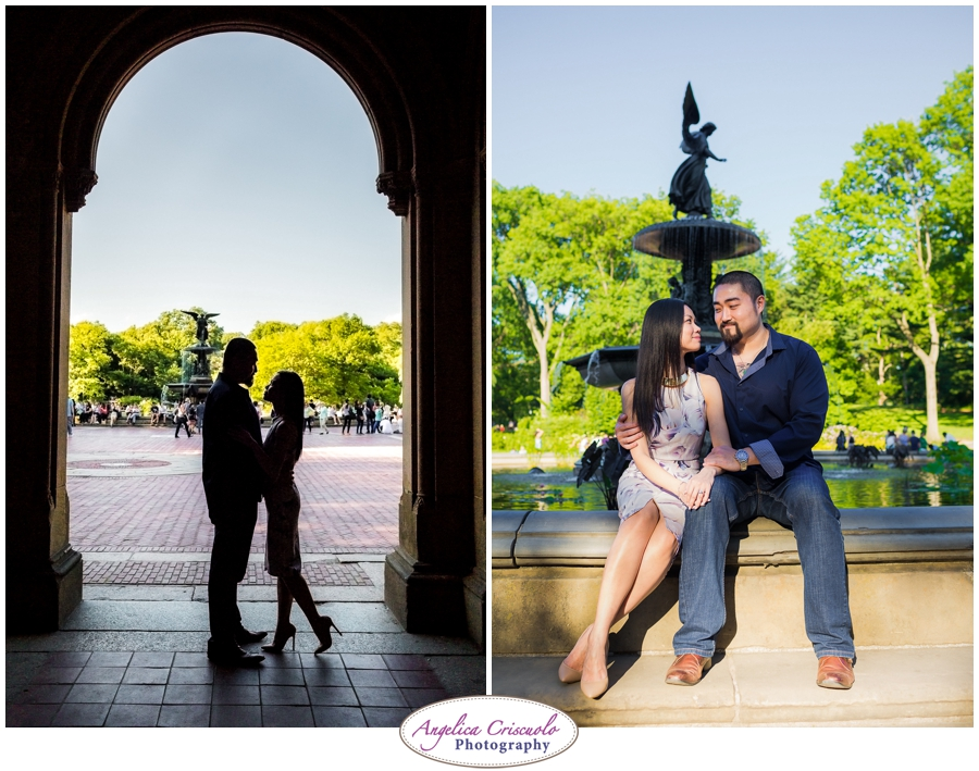 Centra Park Engagement Photographer photo ideas