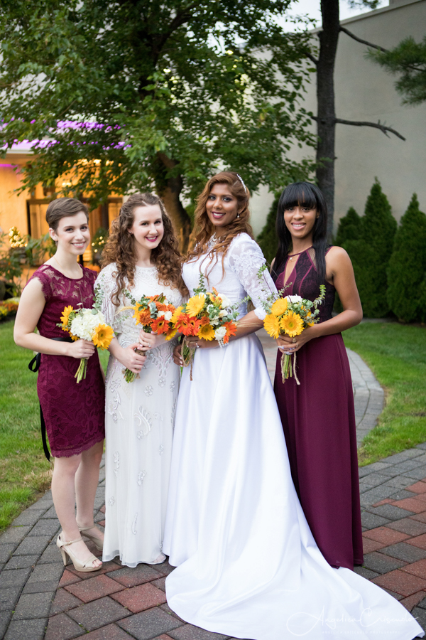 NYC Same-Sex Wedding Queens Terrace On The Park Photos