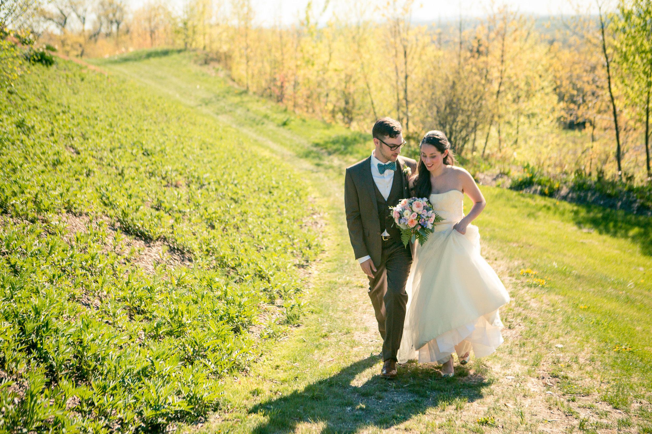 Christine & Adam -