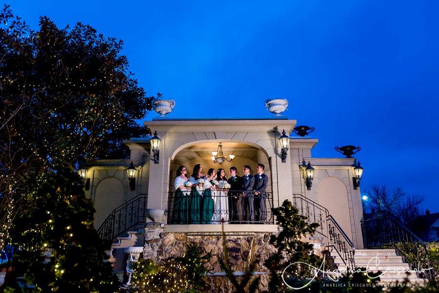 Jericho Terrace Gardens Wedding Photography