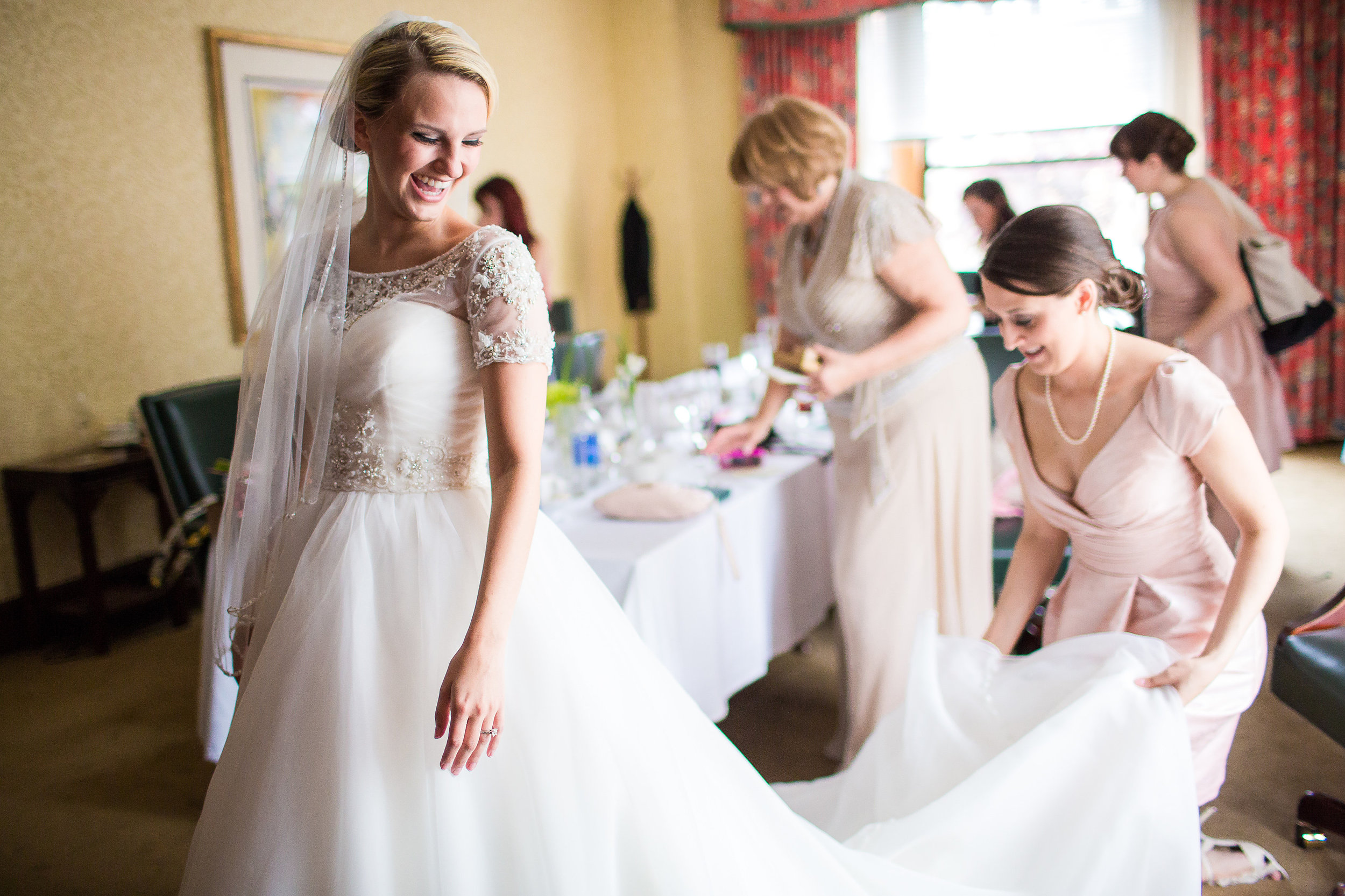 New-York-City-Wedding-Photography-Kleinfeld-Dress