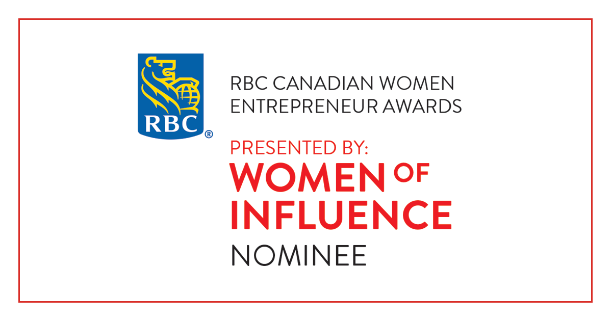 Madelyn Mulvaney Nominee for RBC Canadian Women Entrepreneur Awards