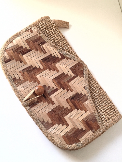 Raffia Woven Bag