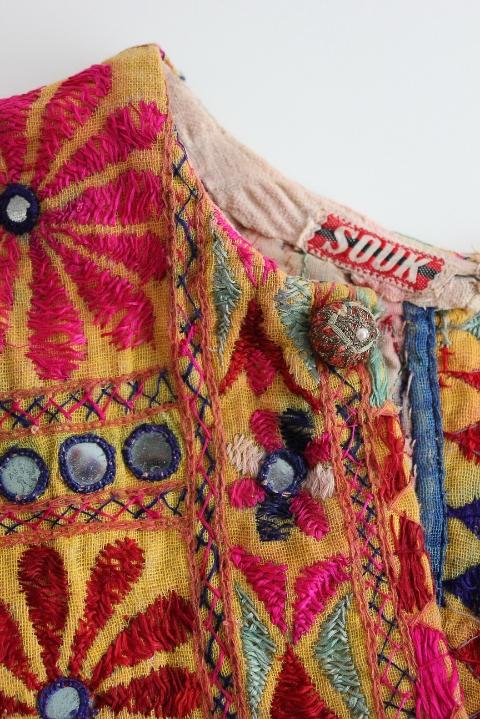 1970 Souk Kaftan - Label